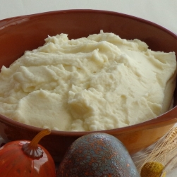 Whipped Potatoes