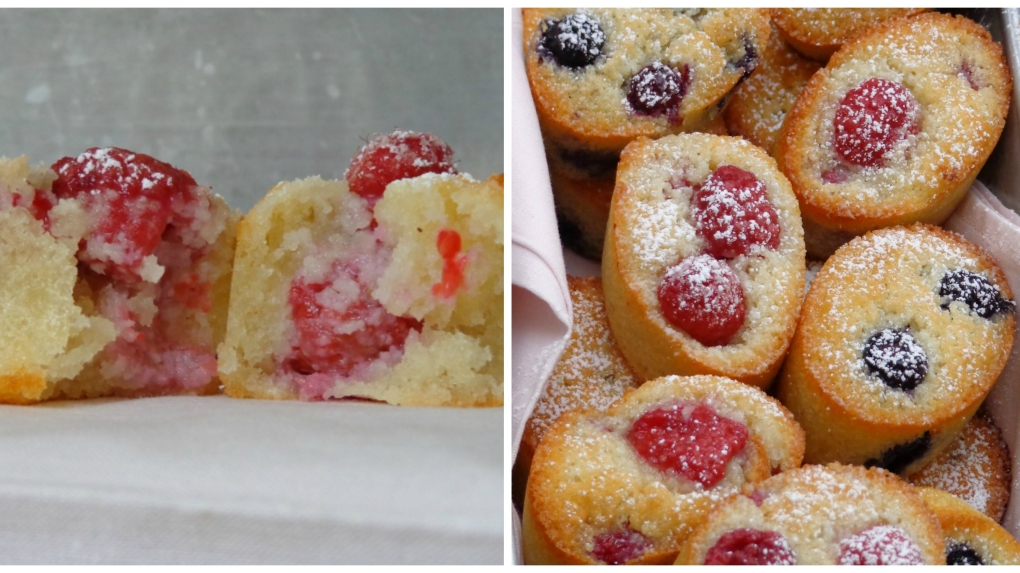 friands collage 2 way