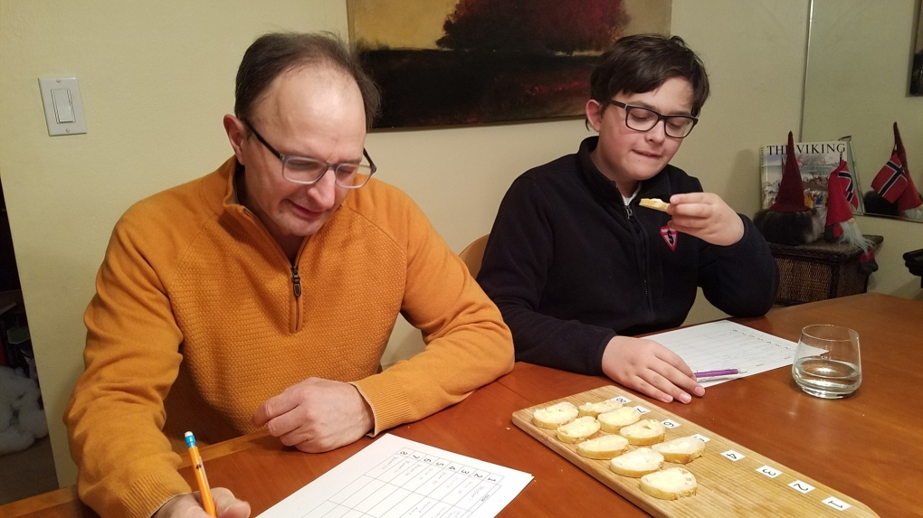 Fargo butter tasters