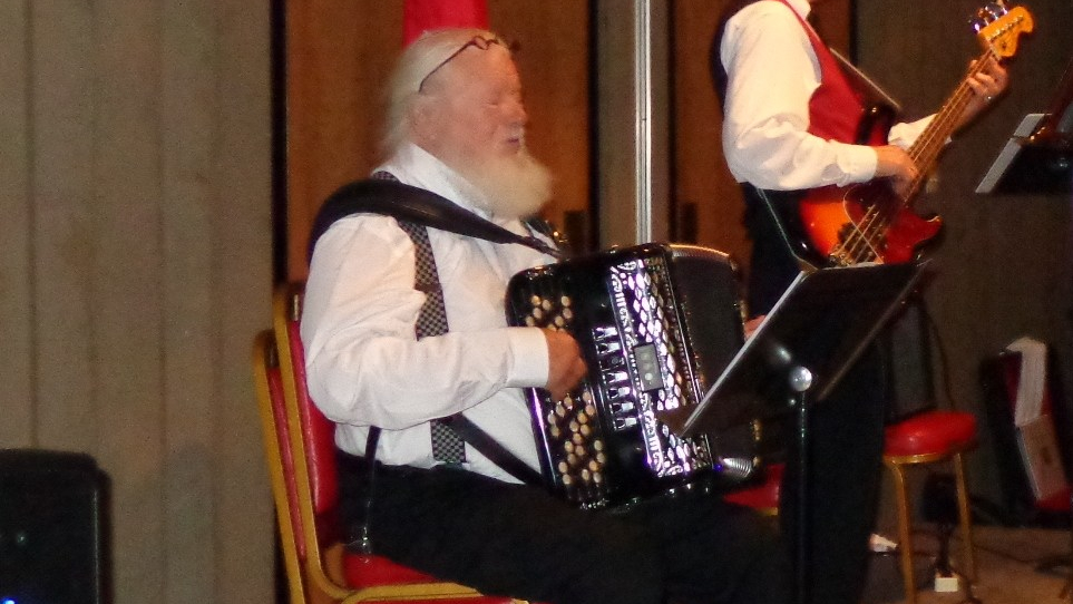 Julenissen accordion
