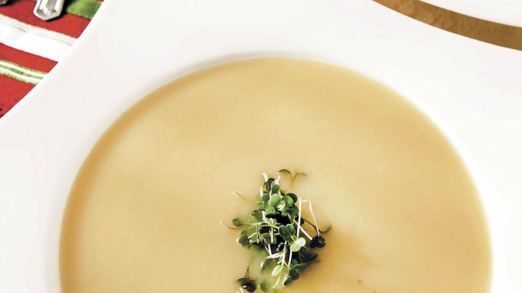 Cream of Parsnip Soup best